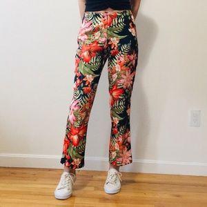 Cache Pants - Cache Tropical Floral Pants
